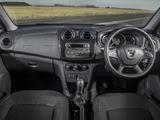 Images of Dacia Logan MCV UK-spec 2017