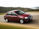 Photos of Dacia Logan 2004–08