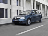 Pictures of Dacia Logan 2008