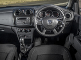 Dacia Logan MCV UK-spec 2017 wallpapers