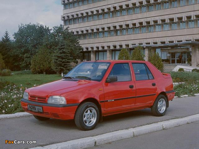 Dacia Nova 1996–2003 photos (640 x 480)