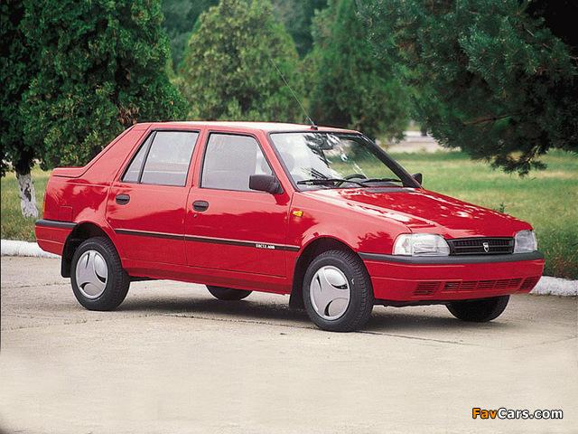 Dacia Nova 1996–2003 wallpapers (640 x 480)