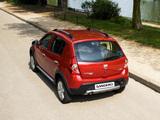 Dacia Sandero Stepway 2009 images