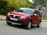 Dacia Sandero Stepway 2009 photos