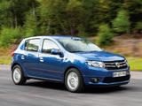 Dacia Sandero 2012 pictures
