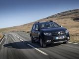 Dacia Sandero Stepway UK-spec 2017 photos