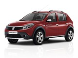 Images of Dacia Sandero Stepway 2009