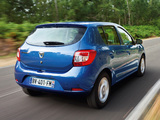 Photos of Dacia Sandero 2012