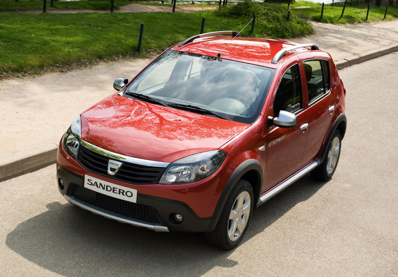 Pictures Of Dacia Sandero Stepway 2009