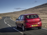 Dacia Sandero UK-spec 2017 wallpapers