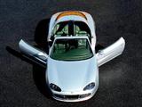 Daewoo Bucrane Concept 1995 images