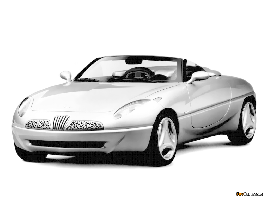 Daewoo Joyster Concept 1997 pictures (1024 x 768)