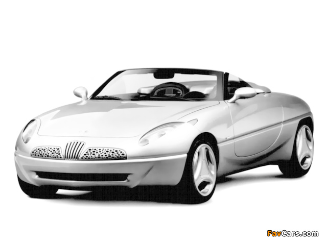Daewoo Joyster Concept 1997 pictures (640 x 480)