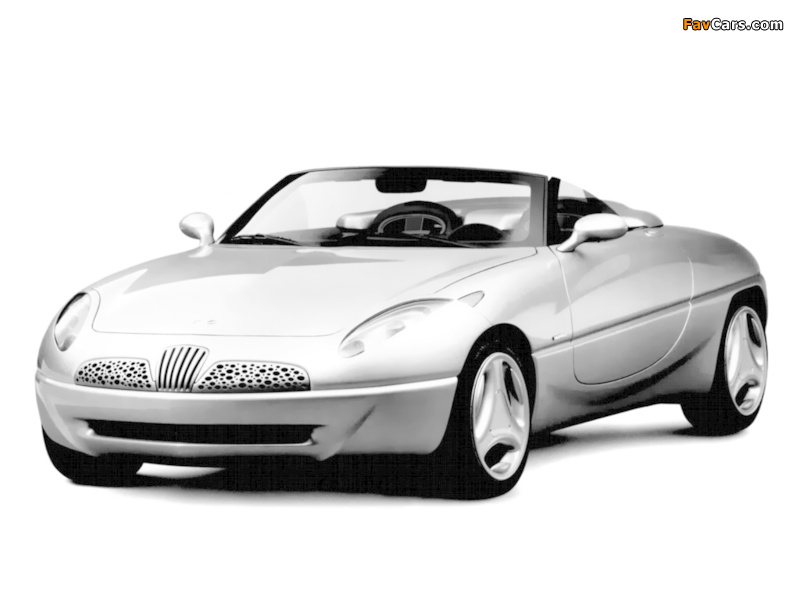 Daewoo Joyster Concept 1997 pictures (800 x 600)