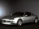 Photos of Daewoo Bucrane Concept 1995