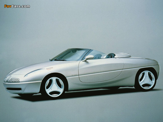 Photos of Daewoo Joyster Concept 1997 (640 x 480)