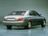 Pictures of Daewoo Shiraz Concept 1997