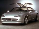 Daewoo Bucrane Concept 1995 wallpapers