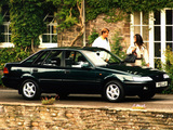 Daewoo Espero UK-spec 1995–99 images