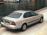 Pictures of Daewoo Evanda 2002–04