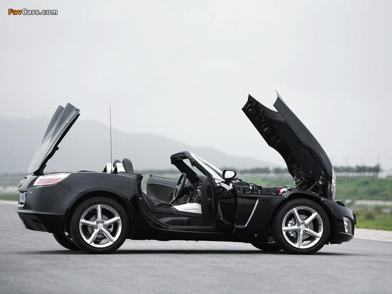 Photos of Daewoo G2X 2007–08 (800 x 600)