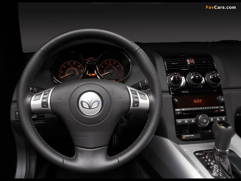 Daewoo G2X 2007–08 wallpapers (800 x 600)