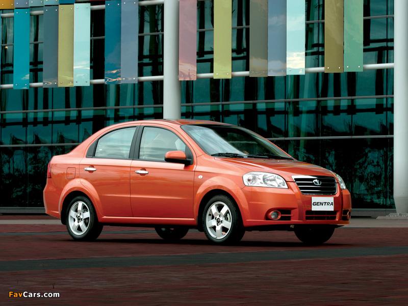 Daewoo Gentra (T250) 2006–11 wallpapers (800 x 600)