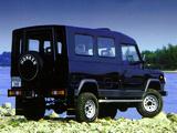 Photos of Daewoo Honker 2000 2000–02