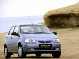 Daewoo Kalos Sedan (T200) 2002–06 photos