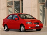 Daewoo Kalos Sedan (T200) 2002–06 wallpapers