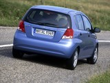 Daewoo Kalos 5-door (T200) 2002–05 wallpapers