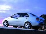 Photos of Daewoo Kalos Concept Sedan (T200) 2002
