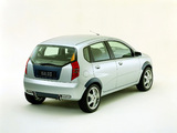 Pictures of Daewoo Kalos Concept 2000