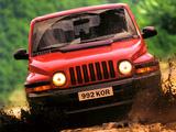 Daewoo Korando 1999–2001 images