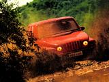 Daewoo Korando 1999–2001 photos