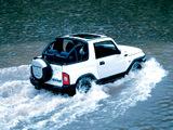 Daewoo Korando Cabrio 1999–2001 pictures
