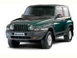 Images of Daewoo Korando 1999–2001