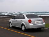 Daewoo Lacetti Sedan 2004–09 pictures