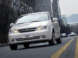 Photos of Daewoo Lacetti Sedan 2004–09