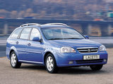 Photos of Daewoo Lacetti Sport Wagon 2004–09