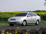 Daewoo Lacetti Sedan 2004–09 wallpapers