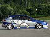Daewoo Lacetti Hatchback Race Car 2006 wallpapers
