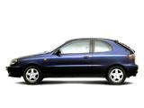 Daewoo Lanos 3-door (T100) 1997–2000 photos