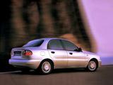 Daewoo Lanos Sedan (T100) 1997–2000 photos