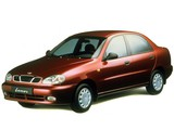 Daewoo Lanos Sedan (T100) 1997–2000 photos