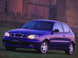 Images of Daewoo Lanos 3-door (T100) 1997–2000