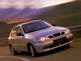 Images of Daewoo Lanos 5-door (T100) 1997–2000