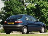 Images of Daewoo Lanos 5-door UK-spec (T100) 1997–2000