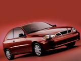 Images of Daewoo Lanos 3-door US-spec (T150) 2001–03