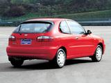 Photos of Daewoo Lanos 3-door (T100) 1997–2000